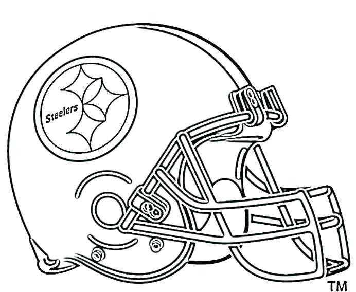 692x568 Nfl Coloring Pages Helmets Free Coloring Pages Sports Teams