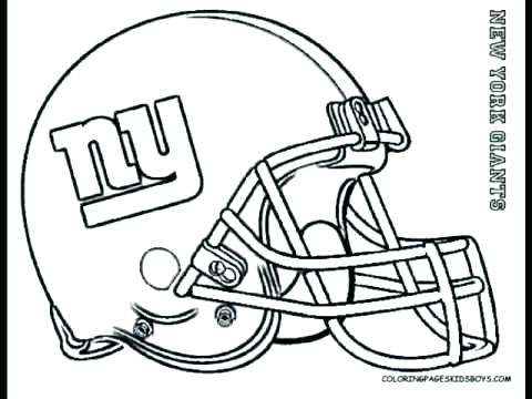 480x360 Nfl Helmet Coloring Pages Football Helmet Coloring Pages Pictures