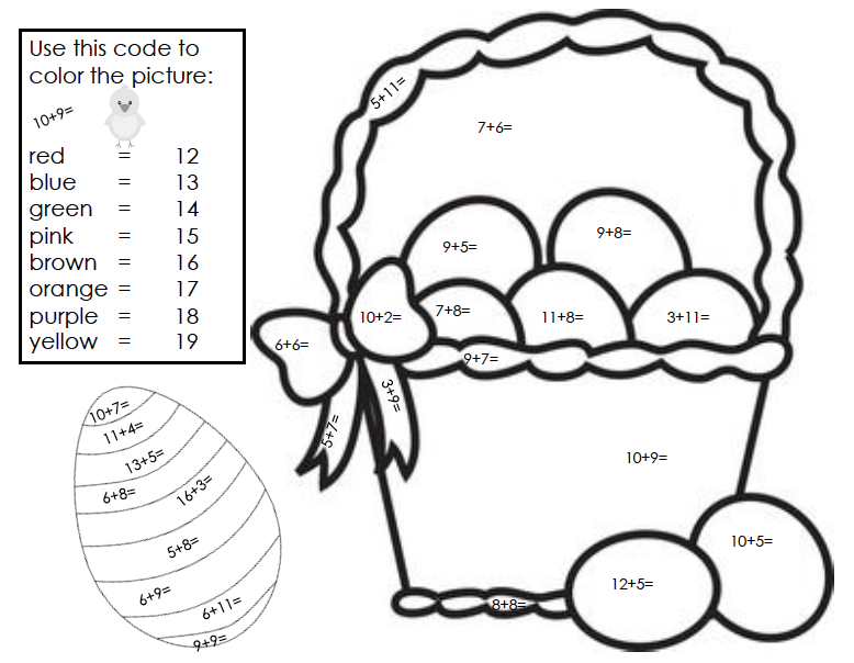 778x604 Fascinating Free Coloring Worksheets For First Grade In Math