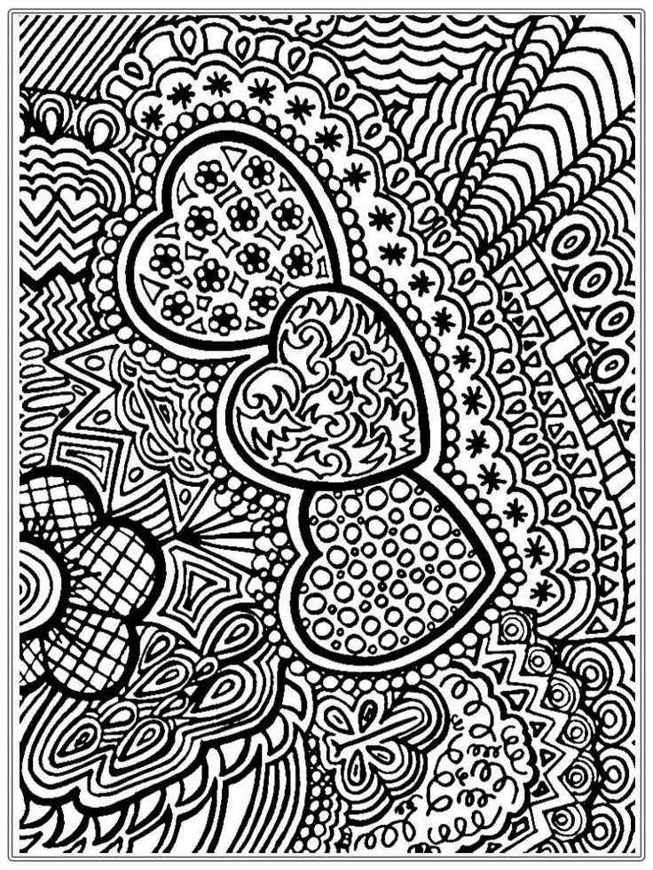 736x981 Free Adult Coloring Pages Make A Photo Gallery Free Printable