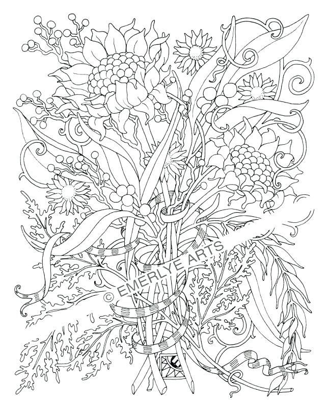 640x800 Free Coloring Pages For Adults Printable Hard To Color Really Hard