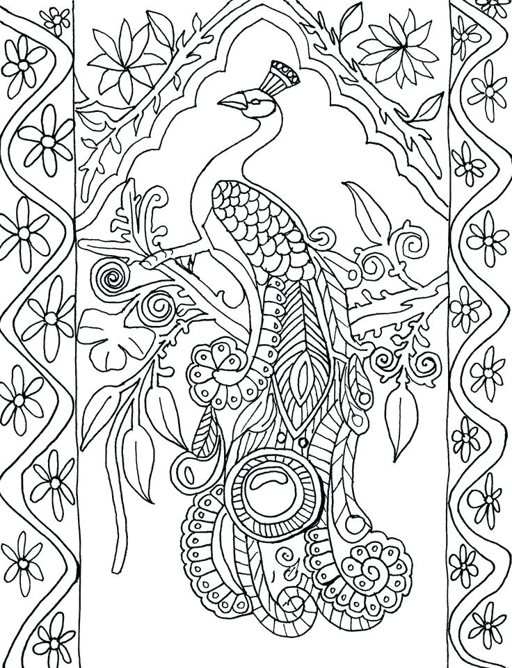 736x961 Free Printable Holiday Adult Coloring Pages Easy Adult Coloring