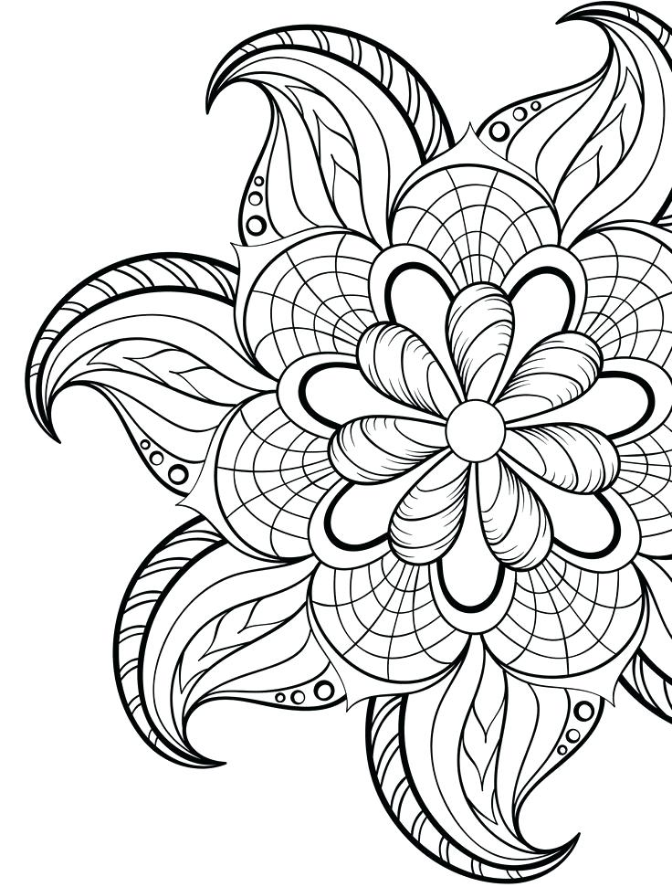 736x971 Coloring Pages For Adults To Print Free Coloring Pages For Adults