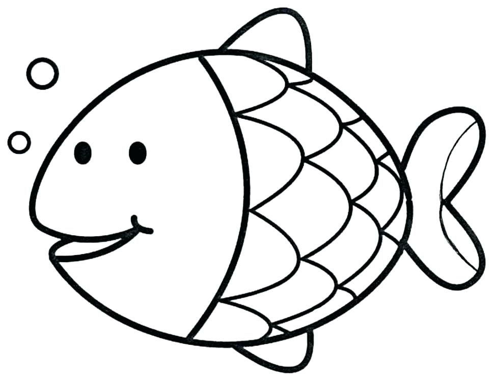 Free Coloring Pages For Preschoolers At GetDrawings Free Download