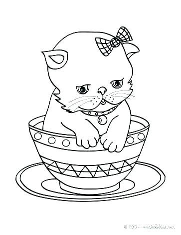 363x470 Coloring Pages Dogs And Cats Coloring Page Dog Coloring Page Dog