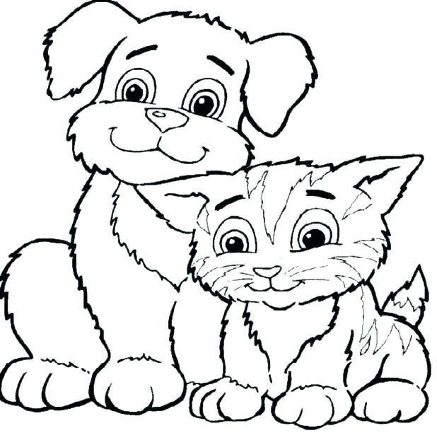 618x612 Coloring Pages Cats Coloring Pages Cats Packed With Free Coloring