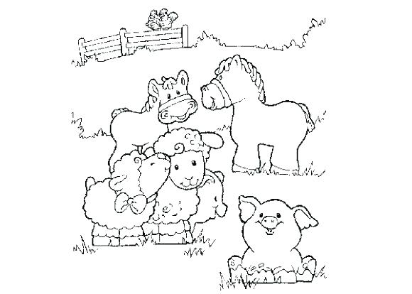 580x414 Animal Coloring Pages As Drawn Baby Animal Adorable Baby Baby
