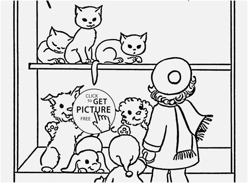 827x609 Animal Coloring Picture Picture Coloring Pages Cute Animals Free