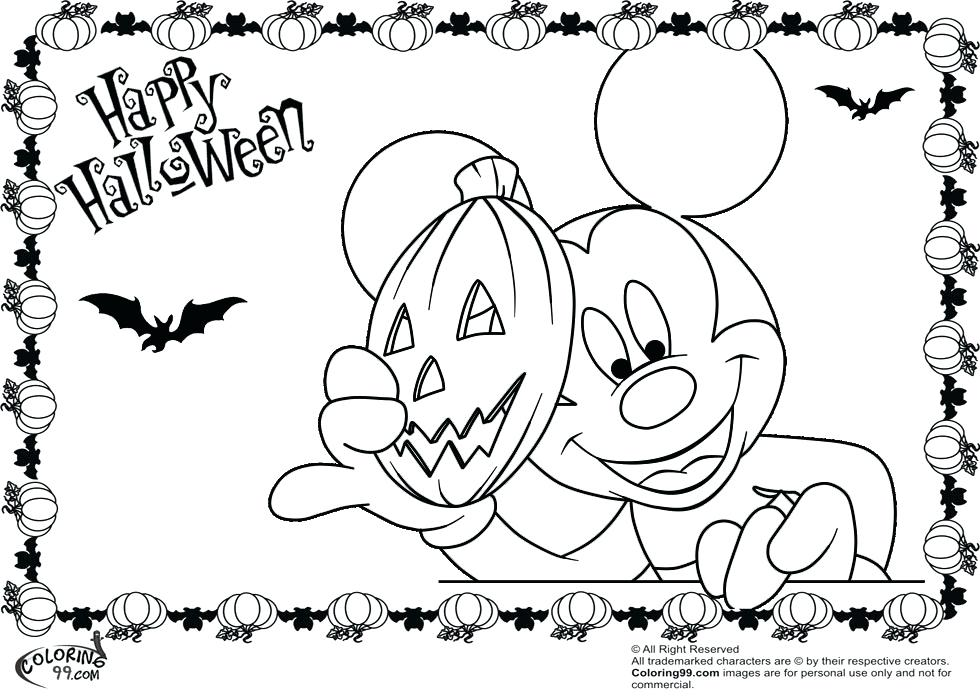 980x700 Mickey Mouse Coloring Pages Mickey Mouse Coloring Page Free