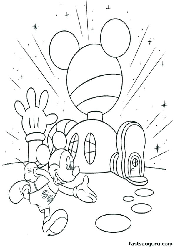 595x842 Colour In Mickey Mouse Free Coloring Pages Mickey Mouse Mickey