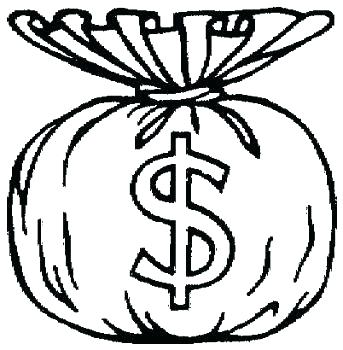 343x350 Money Coloring Pages Printable Coin Coloring Pages Also Coins