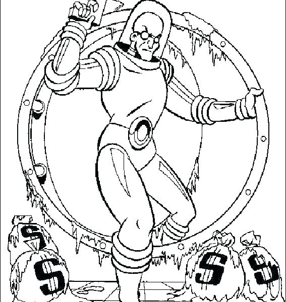 567x600 Coloring Pages Money
