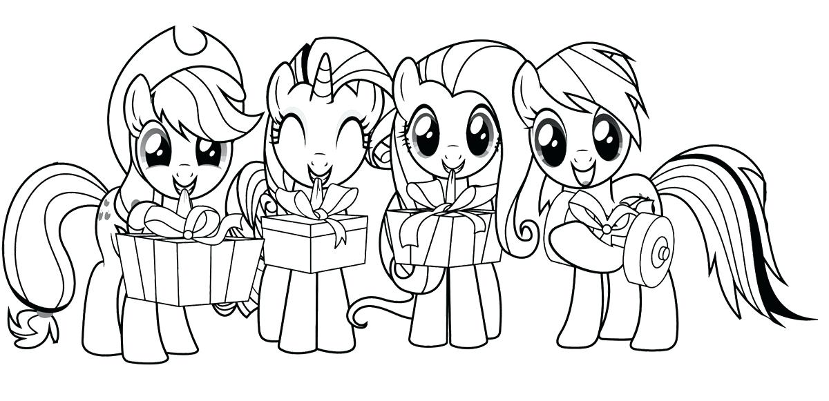 1200x581 Mlp Fim Coloring Pages Marvelous My Little Pony Free Coloring