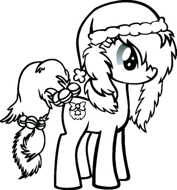 736x792 Coloring Pages Of Ponies Coloring Pages Of Horses And Ponies My