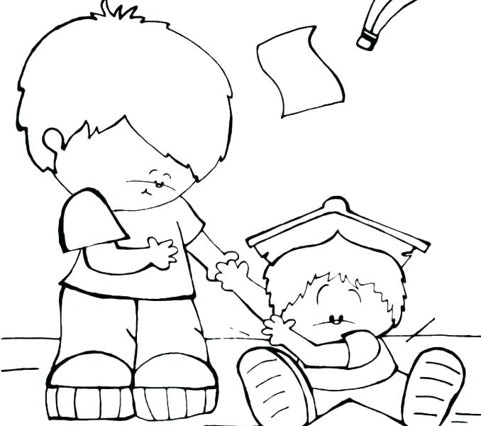 The Best Free Servant Coloring Page Images Download From 7