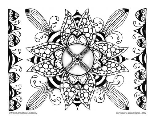 500x386 Coloring Pages Free Coloring Pages For Adults Online
