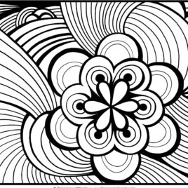 268x268 Free Coloring Pages Online For Adults All About Coloring Pages