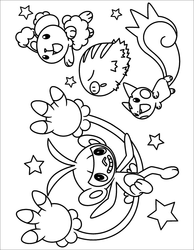 680x878 Printable Pokemon Coloring Pages Pokemon Coloring Pages Free