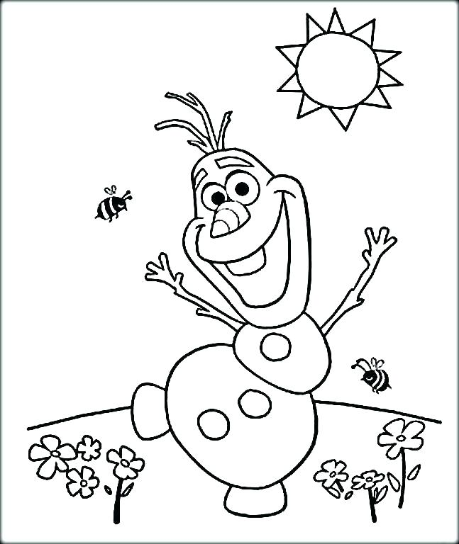 647x768 Free Printable Frozen Coloring Pages En Coloring Pages Printable