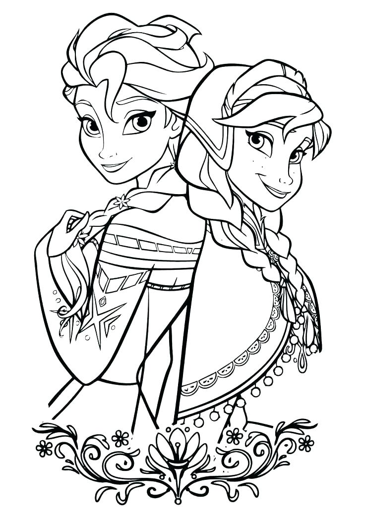 736x1042 Free Printable Frozen Coloring Pages Free Coloring Pages Free