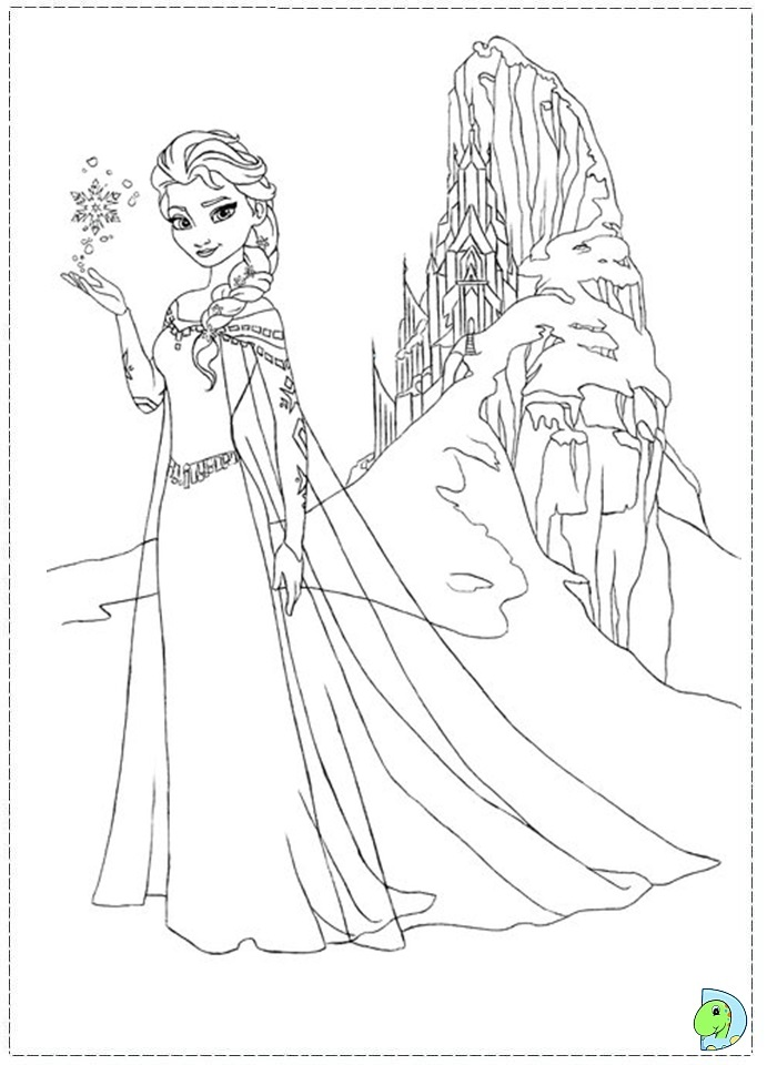 691x960 Frozen Coloring Pages Color Pages Free Coloring Pages For Kids