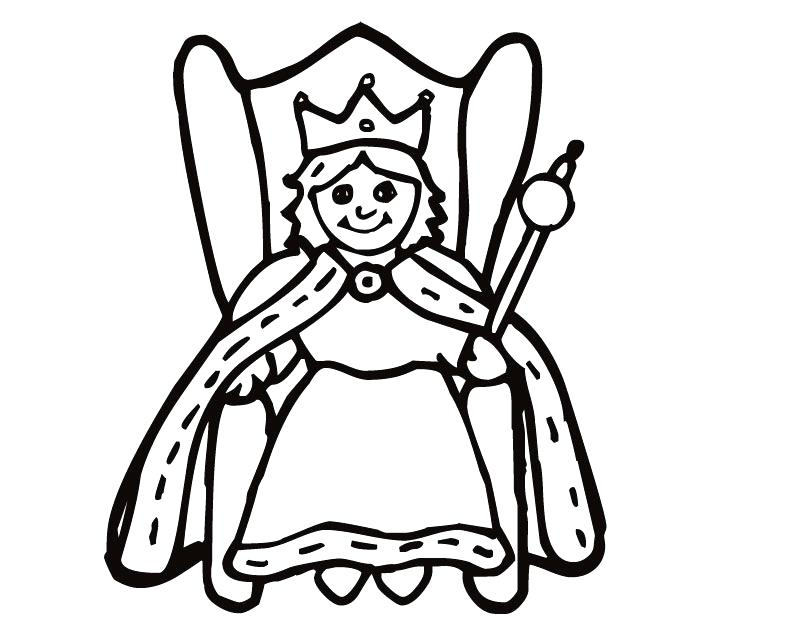 810x630 Awesome Queen Esther Coloring Pages And King And Queen Coloring