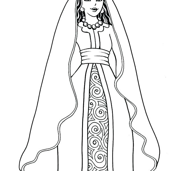 600x600 Queen Esther Coloring Page Best Queen Coloring Pages Free Bible
