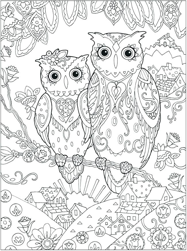 650x871 Online Halloween Coloring Pages