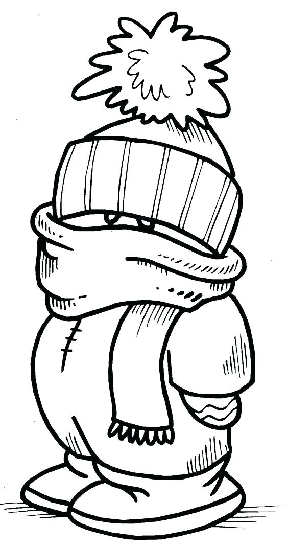 564x1072 New Winter Scene Coloring Pages And Winter Scene Coloring Pages