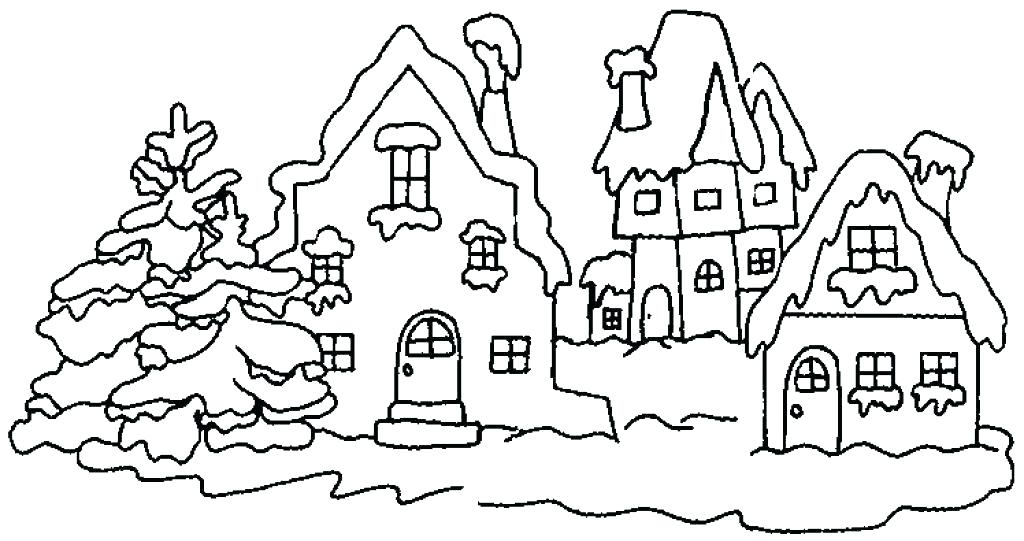 1024x541 Coloring Pages For Winter Globe Coloring Pages Free Snow Globe