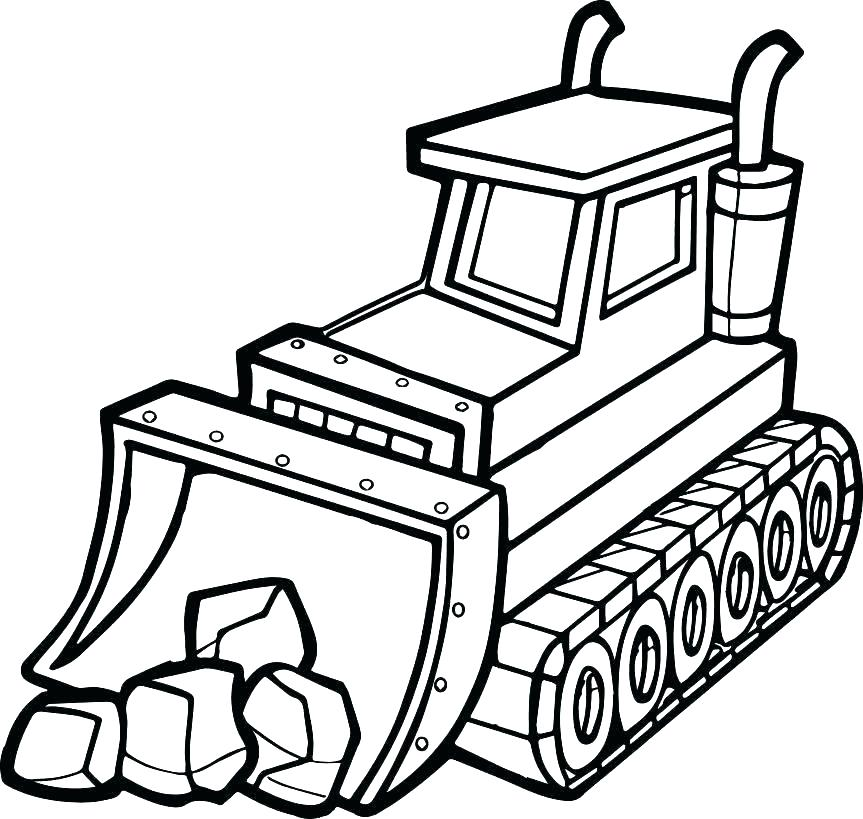 Free Construction Coloring Pages At Getdrawings Com Free For