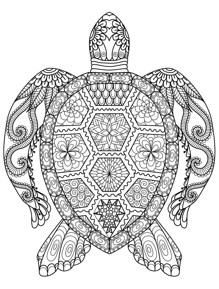 736x971 Adult Coloring Pages