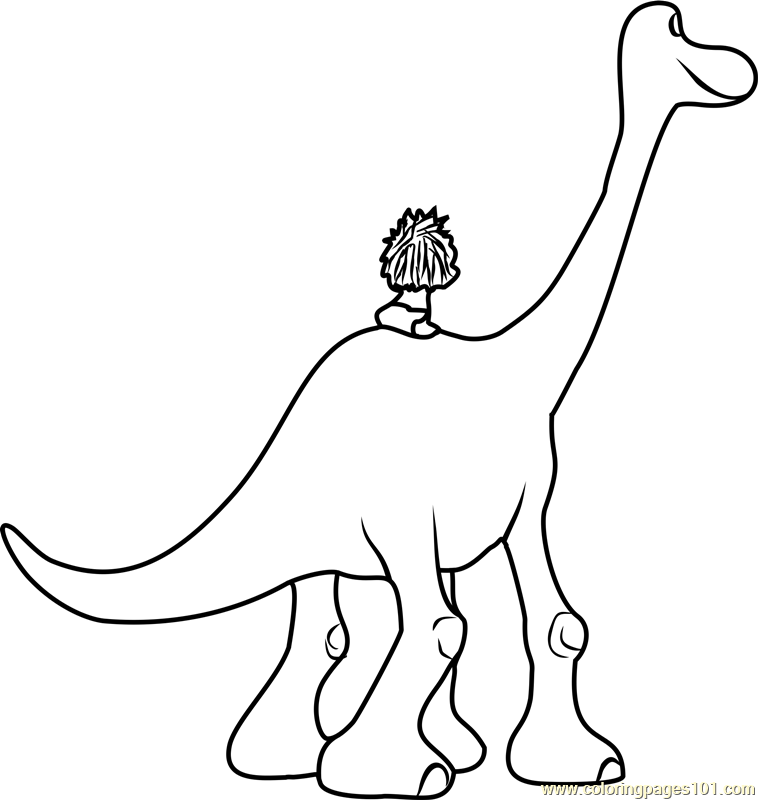 Free Dinosaur Coloring Pages Pdf