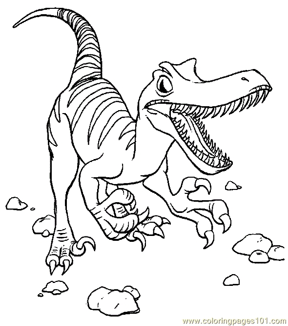 Free Dinosaur Coloring Pages Pdf At Getdrawings Com Free For