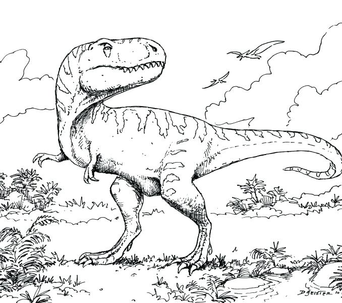 678x600 Dinosaur Coloring Pages Pdf New Dinosaur Coloring Pages Pdf