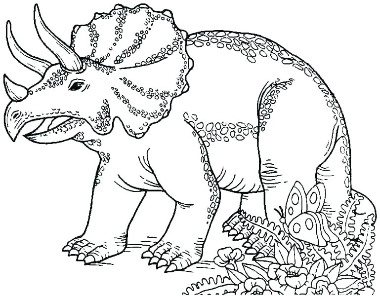 769x600 Dinosour Coloring Pages Dinosaur Coloring Pages Dinosaur Coloring
