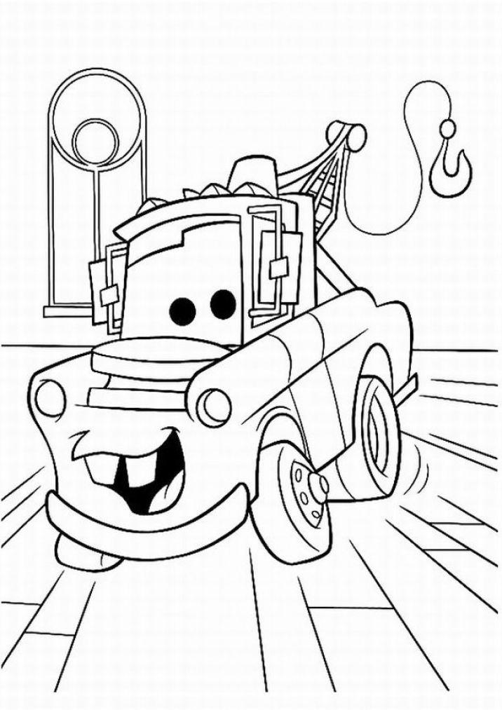 716x1013 Free Disney Cars Coloring Sheets