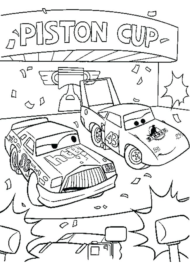 650x900 Cars Coloring Page Free Cars Coloring Pages Coloring Pictures