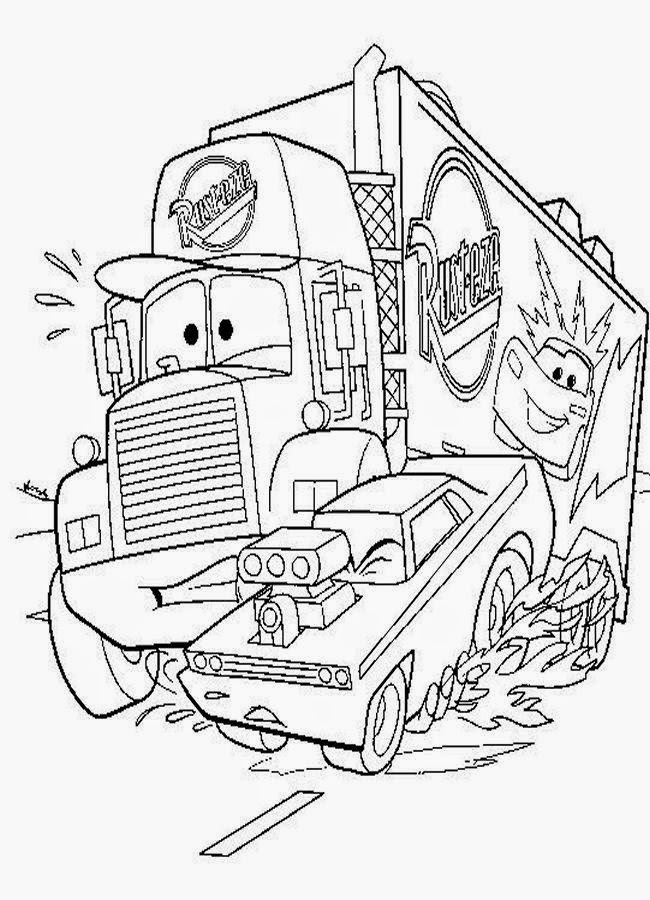 650x900 Disney Cars Coloring Pages Disney Coloring