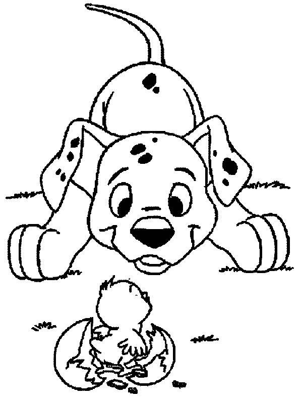 Free Disney Easter Coloring Pages
