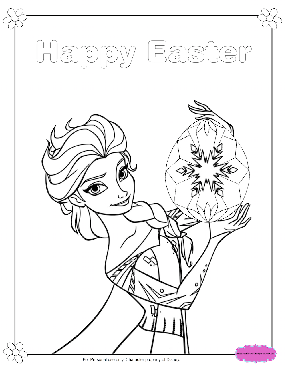 1000x1294 Disney Easter Coloring Pages Download And Print For Free