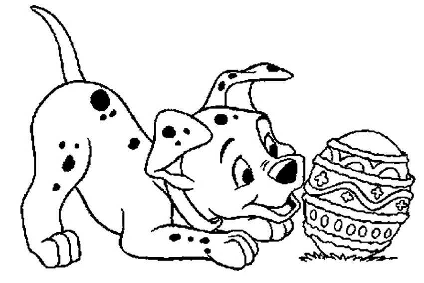 850x567 Easter Coloring Pages To Color In On A Rainy Easter Sunday