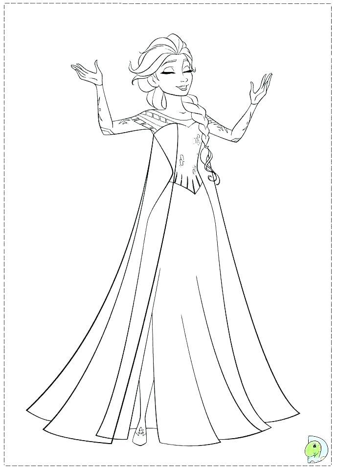 691x960 Princess Coloring Pages Frozen Princess Coloring Pages Frozen