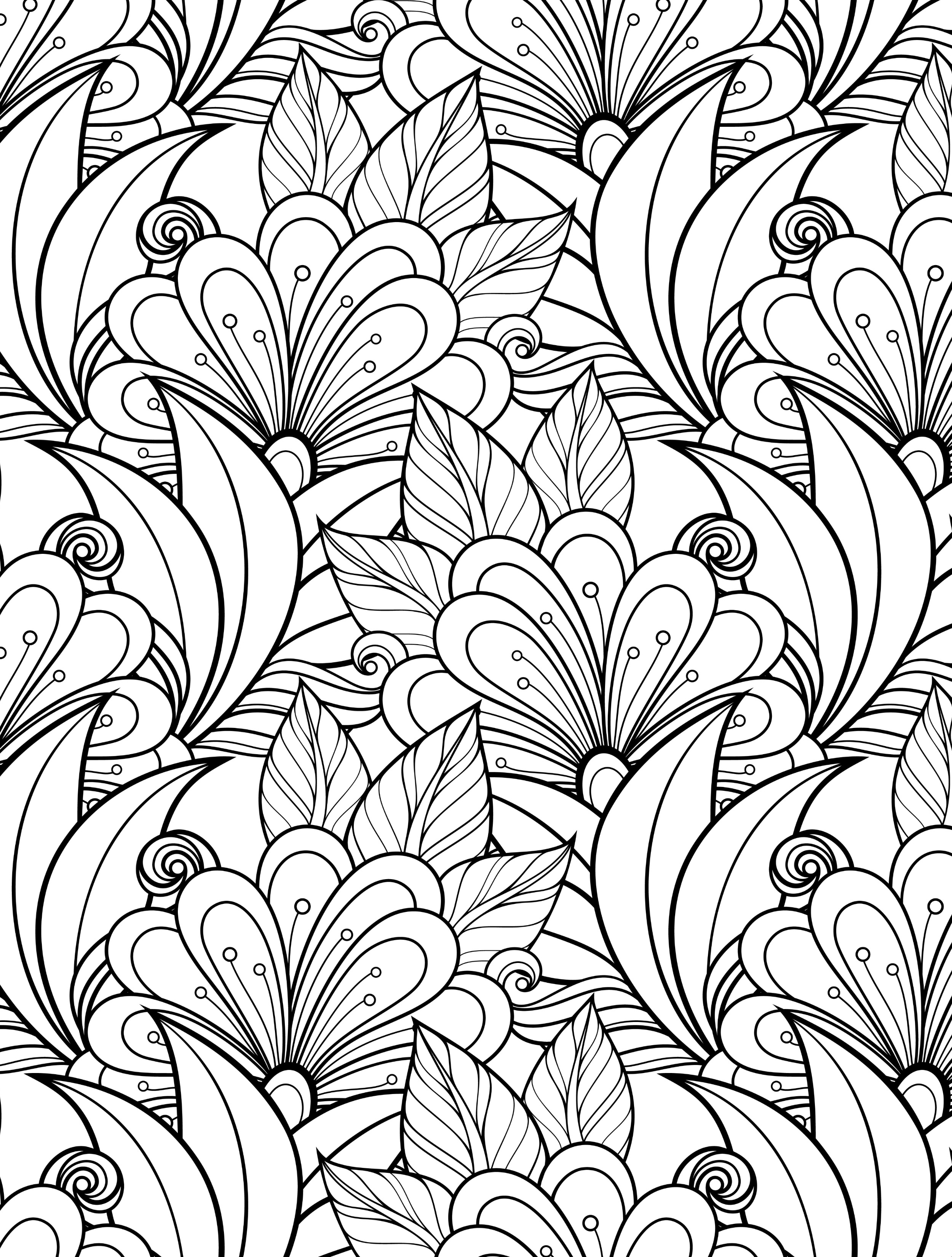2500x3300 Impressive Free Downloadable Coloring Books Pa