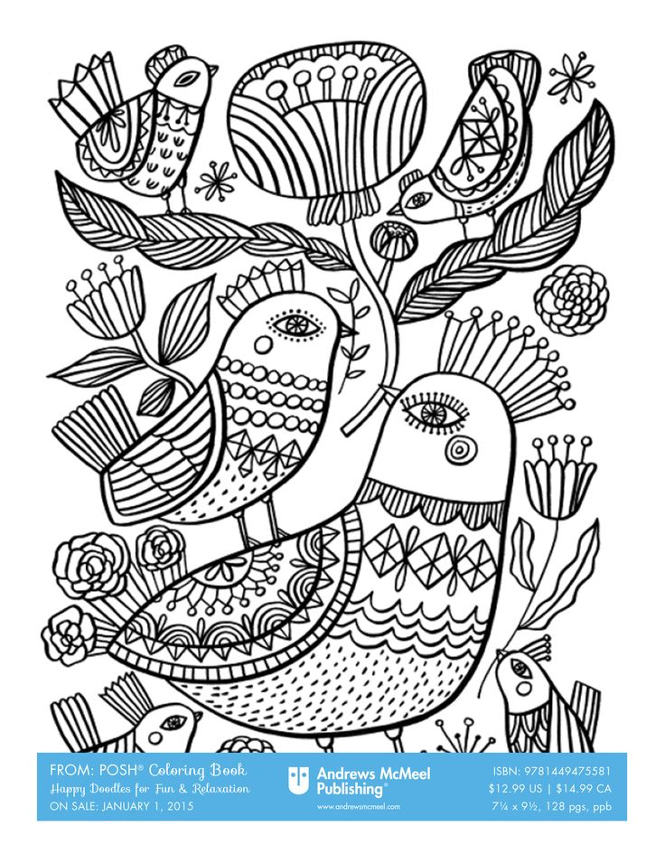 736x945 Downloadable Coloring Pages Best Coloring Books For Grown Ups