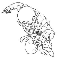 Free Dragon Ball Z Coloring Pages At Getdrawings Com Free For