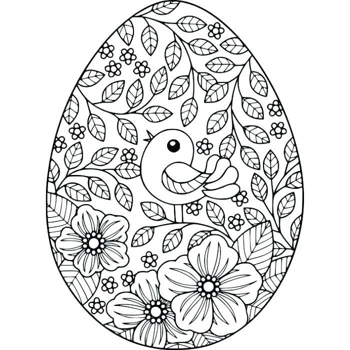 700x700 Coloring Pages Easter Egg Coloring Pages Free Instant Download