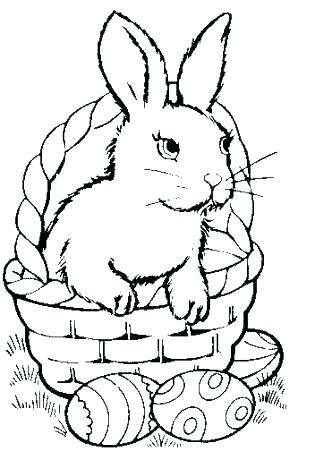 315x460 Free Easter Rabbit Coloring Pages Kids Coloring Coloring Pages