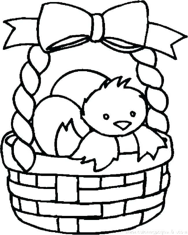 Free Easter Coloring Pages at GetDrawings.com | Free for ...