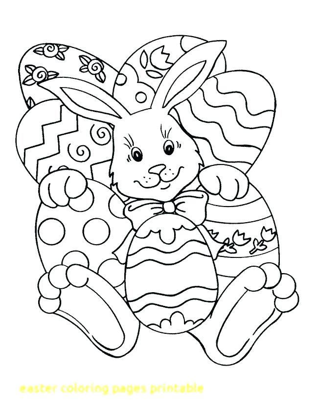 650x850 Free Easter Coloring Pages Printable On Easter Coloring Pages
